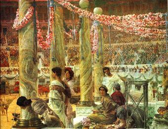 DE REYES, DIOSES Y HÉROES: Las bromas del emperador Galieno | Mundo Clásico | Scoop.it