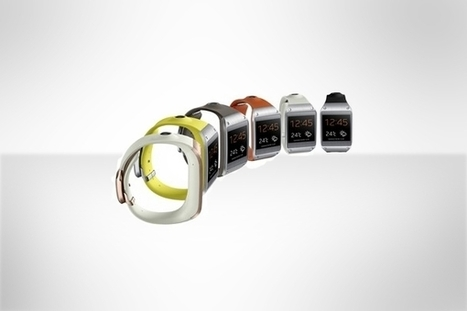 Samsung Galaxy Gear smartwatch unveiled | Visualizing Innovative Product Experiences | Scoop.it