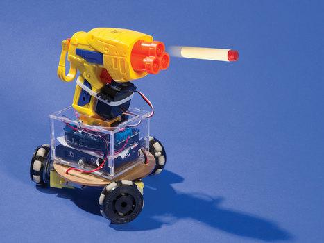 R/C Omniwheel Robot   Heron   Scoop.it