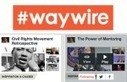"""Cory Booker's #Waywire Becomes A """"Pinterest For Video"""" With Refocus On Curation   TechCrunch   Public Relations & Social Media Insight   Scoop.it"""