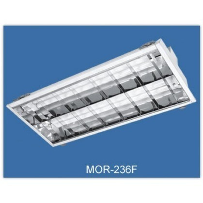 Recessed Mirror Optic 2X36w CFL - Commercial Luminaires | Commercial Luminaires | Scoop.it