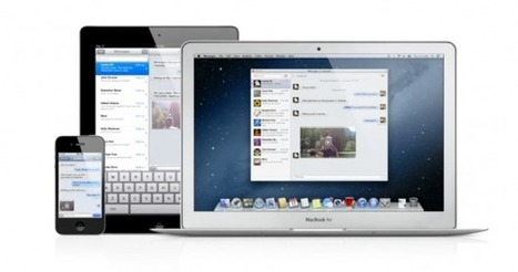 Mac OS X 10.9: Which New Features Will Apple Borrow From iOS? | Mac Games & Apps Development | Scoop.it