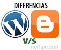 Diferencias entre un blog en WordPress y uno en Blogger | WordPress | Scoop.it