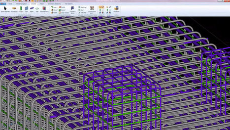 Reinforced Concrete Structure Modeling | Reinforced Concrete Structures with CMS | Construction - BIM - Revit Global | Scoop.it