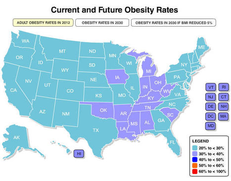 F as in Fat: How Obesity Threatens America's Future 2013 | Utah Geographic Alliance February Newsletter | Scoop.it