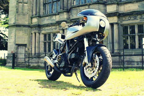 Ducati Supersport by Made in Metal | Cafe Racers | Scoop.it