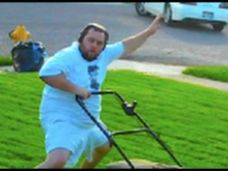 Man on lawn tractor arrested for OWI | MORONS MAKING THE NEWS | Scoop.it
