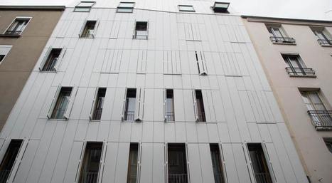 Construction bois : des logements sociaux qui concilient esthétisme, confort et écologie | Alim'agri | actualités en seine-saint-denis | Scoop.it