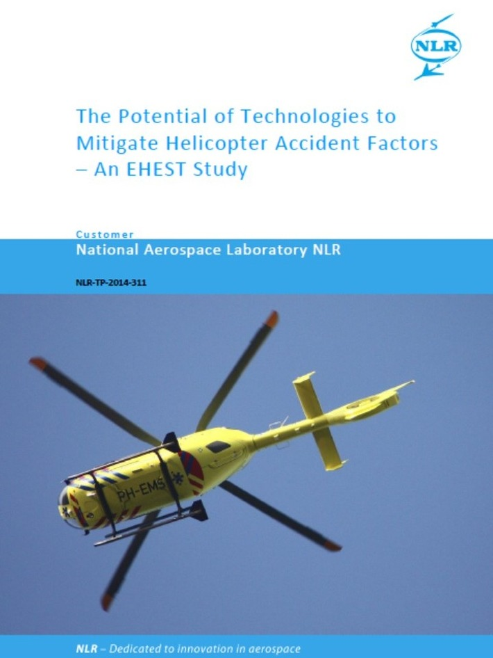 The Potential of Technologies to Mitigate Helicopter Accident Factors -  European Helicopter Safety Team Study | D-FENS | Scoop.it