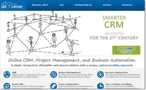 Blog de Eduardo: 7 Herramientas de Social CRM para Pequeñas Empresas | Gerencia de Servicio al cliente | Scoop.it