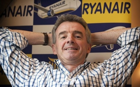Michael O'Leary: Ryanair's row over Aer Lingus? It's like a Monty Python script - Telegraph | Markets and Market Failure | Scoop.it