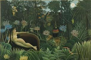 Le Douanier Rousseau, de l'étrangeté innovante au paradis perdu | Histoire des Arts au collège | Scoop.it