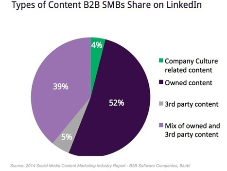 How B2B Software SMBs Are Using Social Media | MarketingHits | Scoop.it