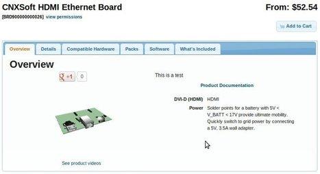 Gumstix Introduces Geppetto Web Platform to Design Custom Embedded Boards | Raspberry Pi | Scoop.it