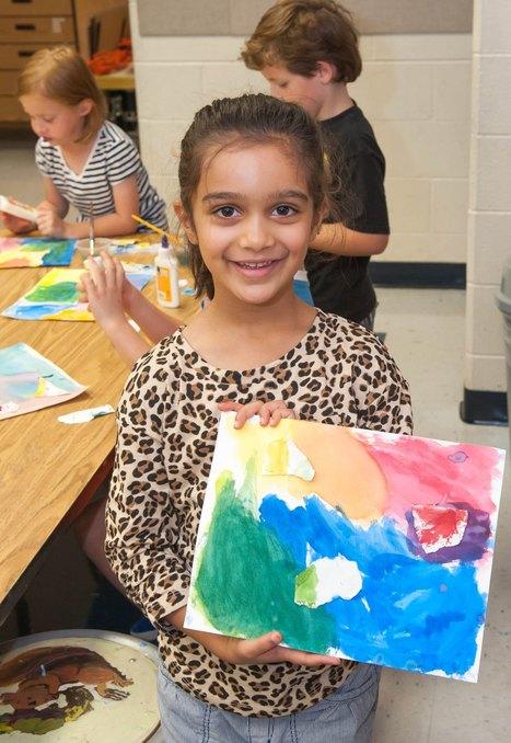 Chesterfield Day School: Specialist Classes | Chesterfield Montessori School | Scoop.it