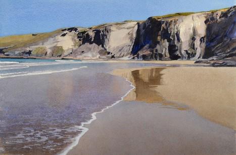 Bob Rudd -Watercolour- | Artistes et créateurs d'aujourd'hui... | Scoop.it