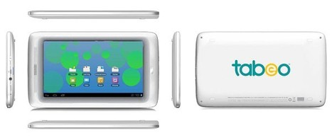 Toys R Us 7-inch Tabeo kids tablet coming in October for $150 | Kids-friendly technologies | Scoop.it