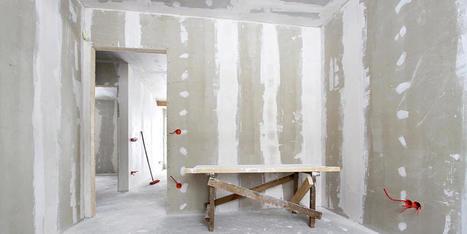 Poser une porte dans une cloison en placo | Fenêtre | Scoop.it