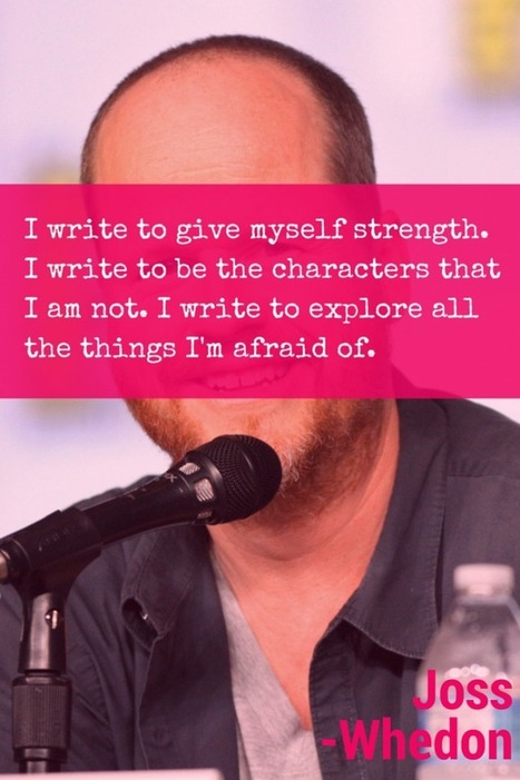24 Quotes On Writing That Will Mentally Prepare You For NaNoWriMo | New Words | Scoop.it