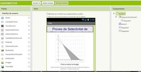 EDUCATIVA: TiddlyWiki y AppInventor para crear aplicaciones educativas en dispositivos móviles | Educación y TIC | Scoop.it