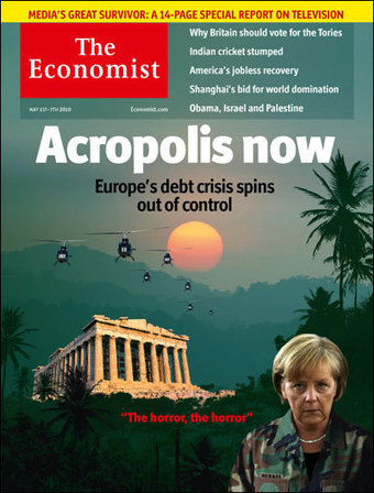 German Delusion Could Lead to Acropolis Now Redux, and a Major Inflection Point Looms for the Euro and European Equities | Mercenary Trader | Peer2Politics | Scoop.it