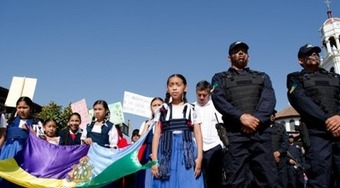 Indigenous governance system provides a model for community defense in Mexico - Free Speech Radio News | real utopias | Scoop.it