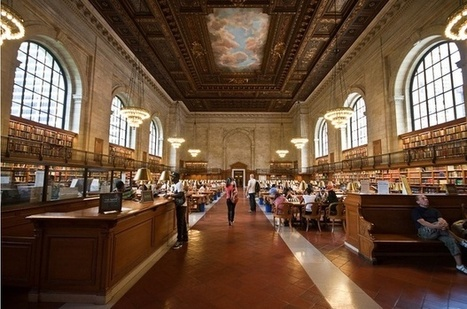 Two Major Public Library Systems Are About to Start Lending Wi-Fi Hotspots | Bibliothèques | Scoop.it