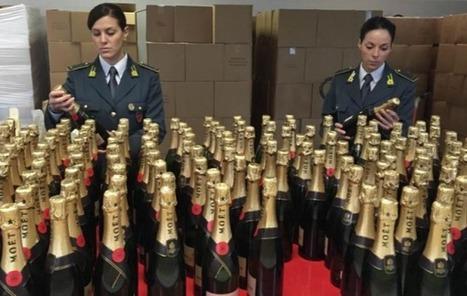 Chi ha parlato di Prosecco nelle bottiglie di Moet&Chandon taroccato? | La Gazzetta Di Lella - News From Italy - Italiaans Nieuws | Scoop.it
