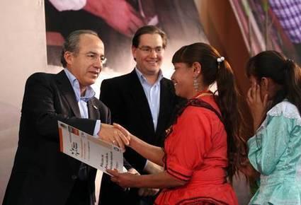 Veté fondo para sequía porque debo ser responsable: Calderón | Migración de Centro y Sud América | Scoop.it