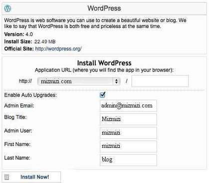 How To Install Wordpress On Hostgator Within 5 Minutes | blog | Scoop.it