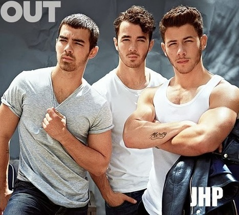 I Jonas Brothers sono cresciuti! | JIMIPARADISE! | Scoop.it
