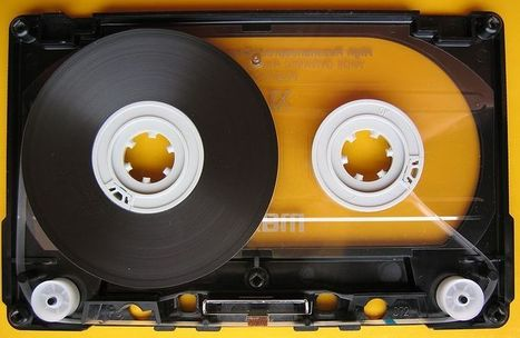 Think The Cassette Tape Is Dead? Then Why Did Sony Just Squeeze 185TB Of Data Onto One?   New Media in Transition   Scoop.it