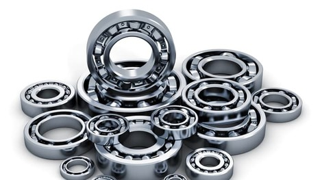 Greaseless Bearings Spin with 10 Times Less Friction | Ball Bearing Supplier | Scoop.it