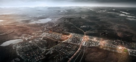 Architects to Relocate ENTIRE CITY Two Miles Over | URBANmedias | Scoop.it