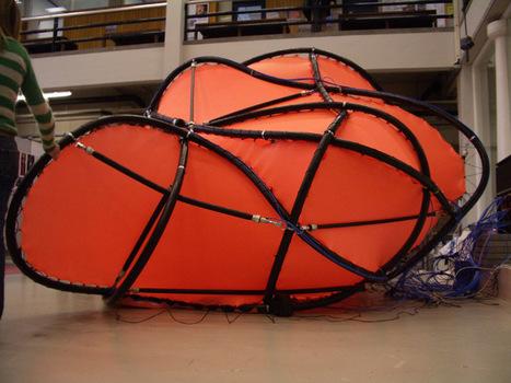 Interactive Architecture »        MuscleBody – Kas Oosterhuis   Arquitectura digital   Scoop.it