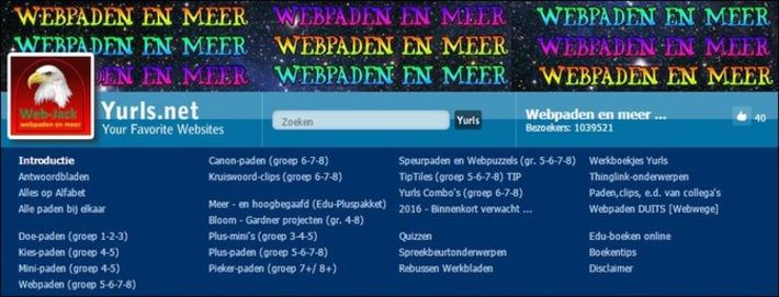 Edu-Curator: Vers van de pers! Nieuwe internetopdrachten van Jack Nowee... | Educatief Internet - Gespot op 't Web | Scoop.it