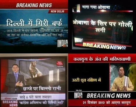 Commonly Used Words and Phrases by TV Anchors and Reporters in India - | scoop | Scoop.it