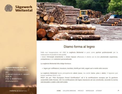 Wir bringen Holz in Form - Saegewerk Weitental | geneticamultimedia | Scoop.it