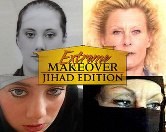 The Growing Terror Threat From Radical Women Converts :: The Investigative Project on Terrorism | art, politics, and culture | Scoop.it