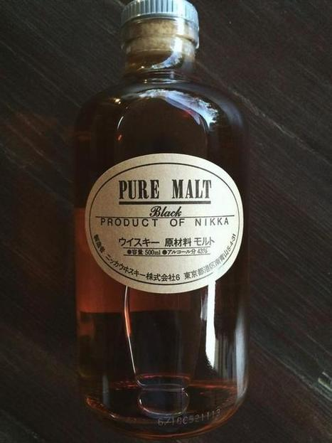 Audaciously on Twitter: Japanese Whiskey anyone? We got our hands on a bottle...will review shortly! #whiskey http://t.co/XfhPHdtjVo | About Whiskey | Scoop.it