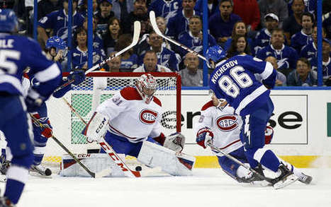 Lightning vs Canadiens - 2014 SCP First Round | Stanley Cup Playoffs | Scoop.it