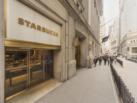 Need a Quick Fix? First Express Starbucks Lands in NYC... | Coffee News | Scoop.it