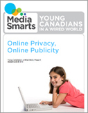 Young Canadians in a Wired World, Phase III: Online Privacy, Online Publicity | Learning Technology News | Scoop.it