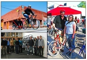 Seeking Bike-Friendly Businesses | East Bay Bicycle Coalition | Local Economy in Action | Scoop.it