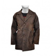Supernatural Dean Winchester Distressed Leather Coat | Supernatural TV Series | Scoop.it