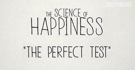 the science of happiness.  nice. | Experiential & Authentic Content | Scoop.it