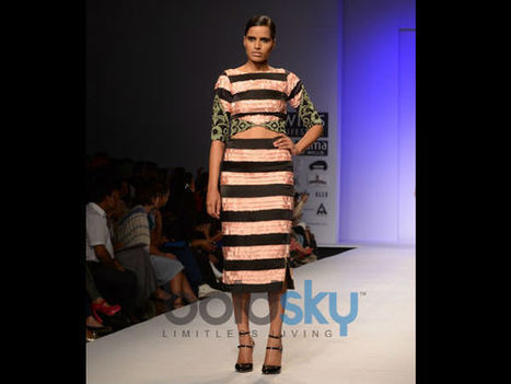 WIFW SS'14: Verb By Pallavi Singhee | If loving Fashion is a Crime, We Plead Guilty | Scoop.it