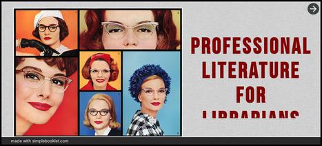 Professional Library Literature  : simplebooklet.com | Skolbiblioteket och lärande | Scoop.it