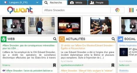 Le moteur de recherche français Qwant dénonce la publicité clandestine pour ... - Presse-citron | Technologies et Innovation | Scoop.it