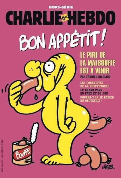 Je suis Charlie | Alimentation Générale | AG | Art & food | Scoop.it